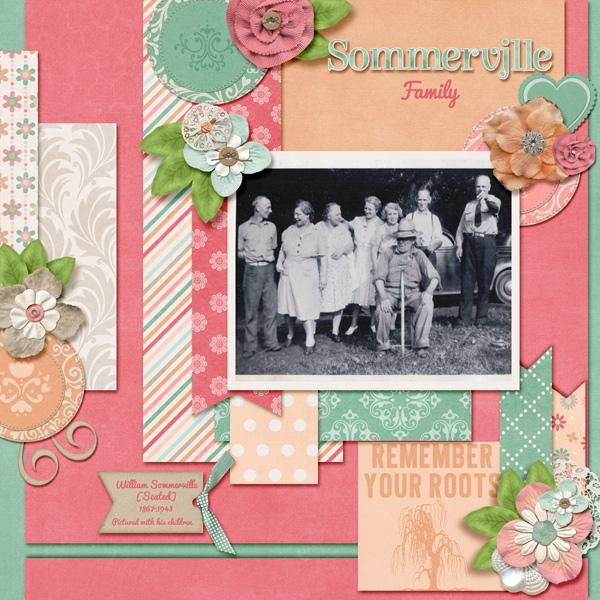 Sommerville Family