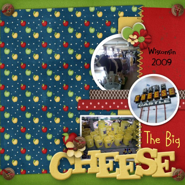 The big Cheese