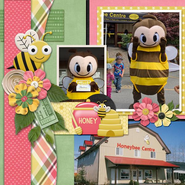 Honey Bee Centre 2