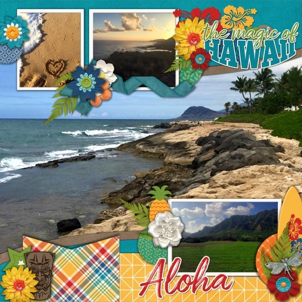 Travelogue - Hawaii