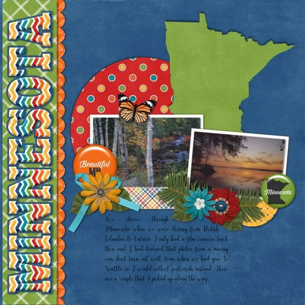 Travelogue - Minnesota