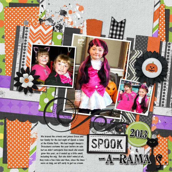 Spook-a-rama 2013