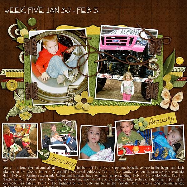 Week 5 - 2011