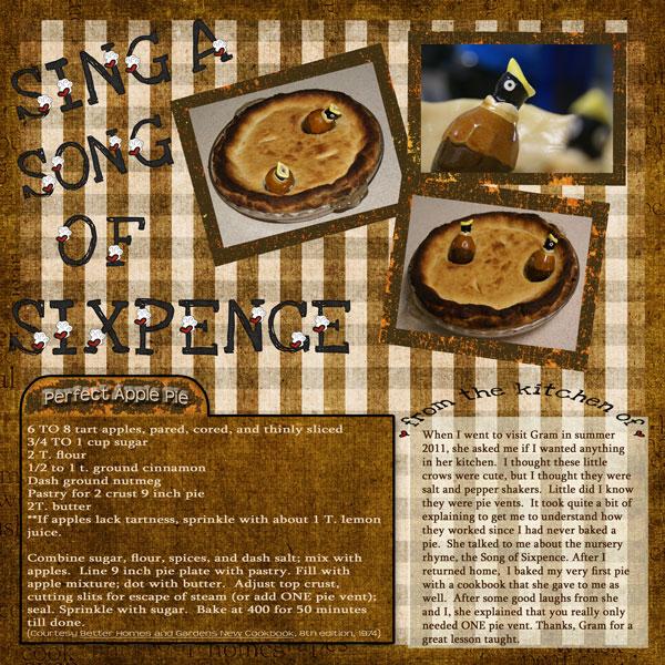 Gram's Pie