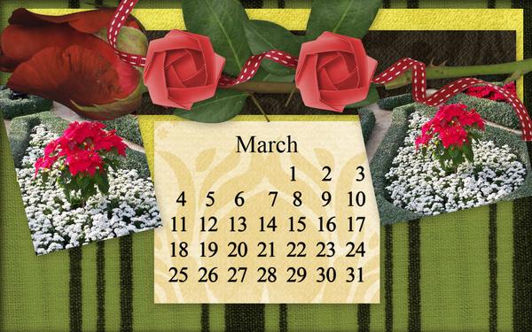 February Desktop Challenge