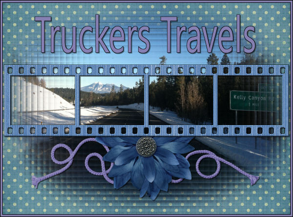 Truckers Travels