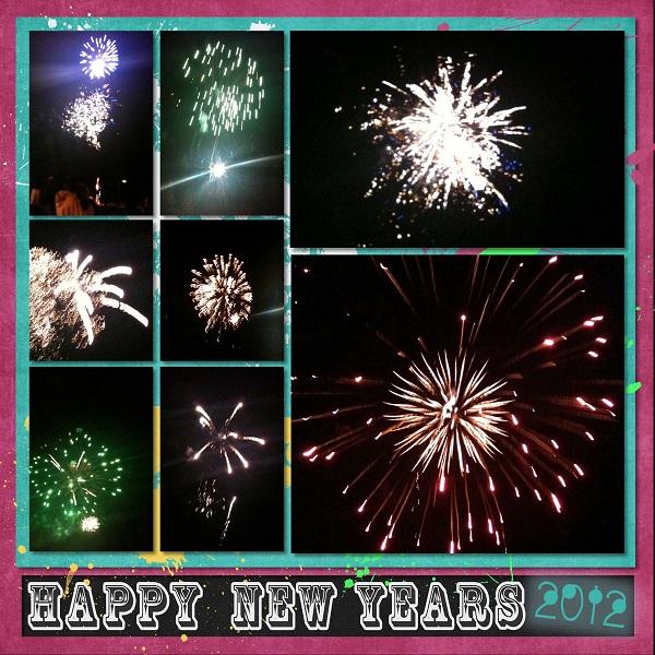 New Years '12