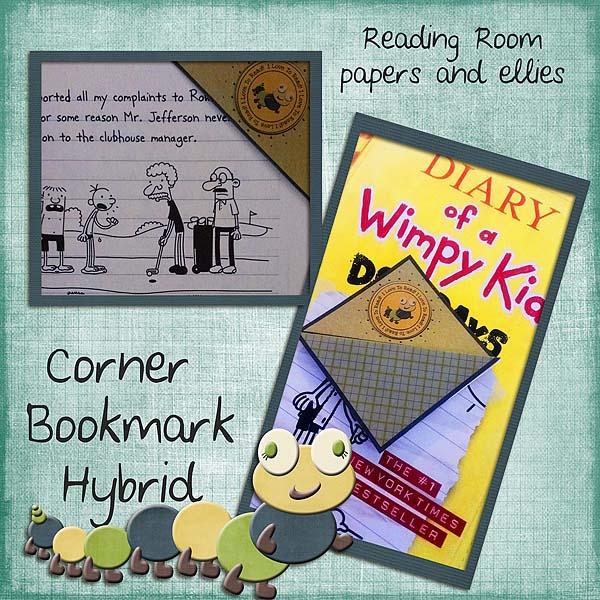 Corner Bookmark Hybrid