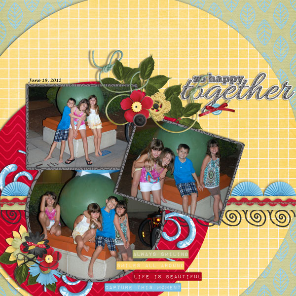 so happy together
