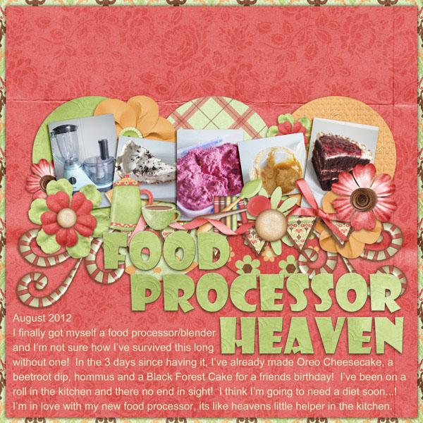 Food Processor Heaven