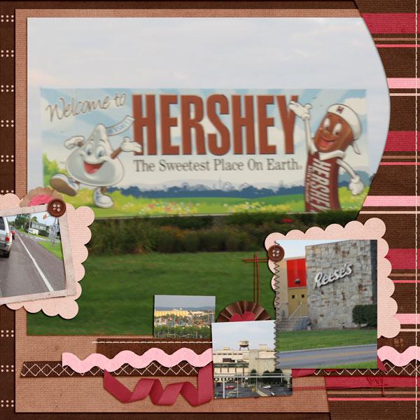 Scenes of Hershey