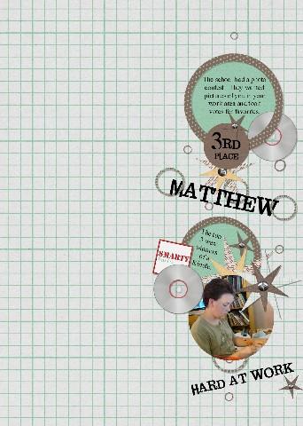 Matthew study