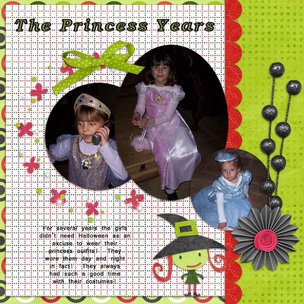 The Princess Years