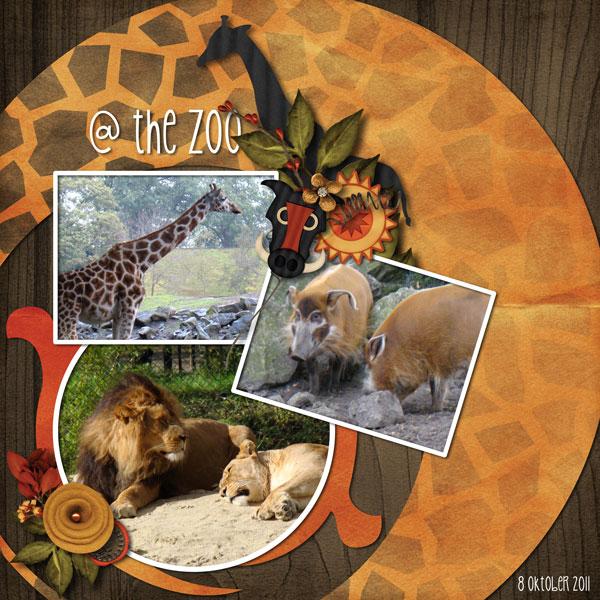 @ the zoo