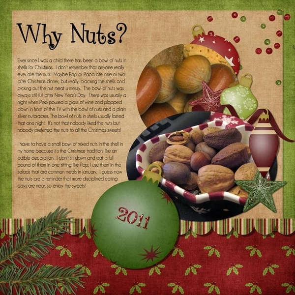 Why Nuts?