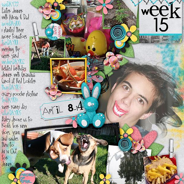 2012 - Week 15