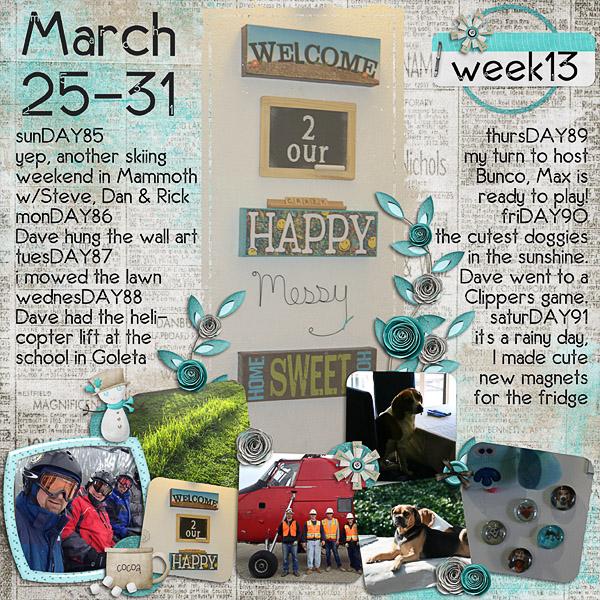 2012 - Week 13