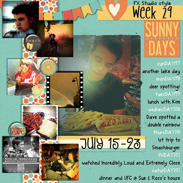 2012 - Week 29