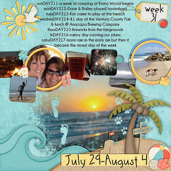 2012 -  Week 31