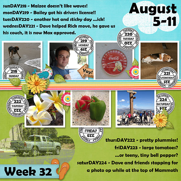 2012 - Week 32