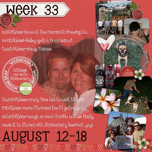 2012 - Week 33