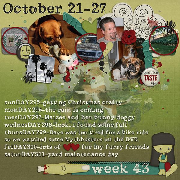 2012 - Week 43