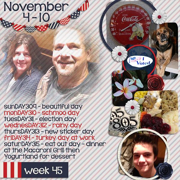 2012 - Week 45