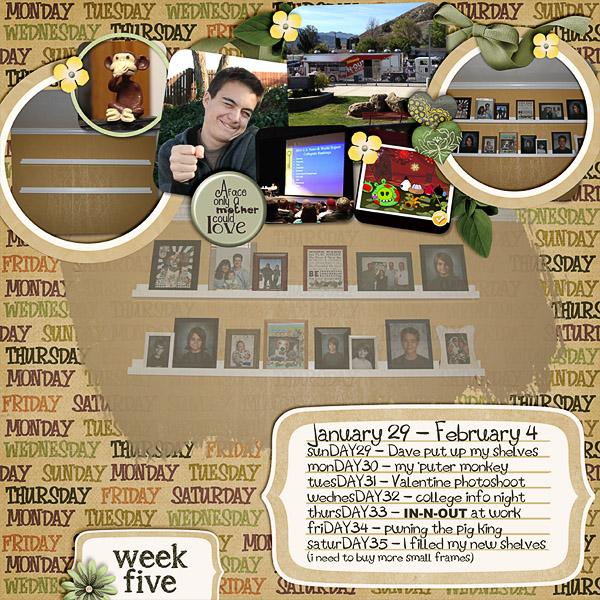 2012 - Week 5