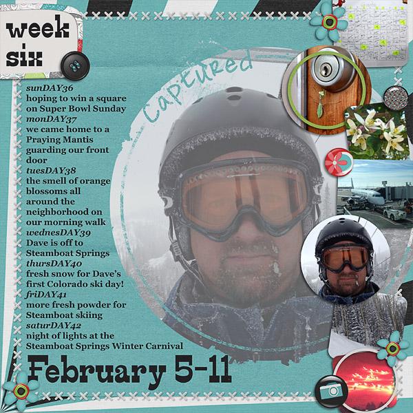 2012 - Week 6