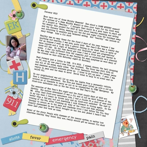 52 topix, Week 1, page 2