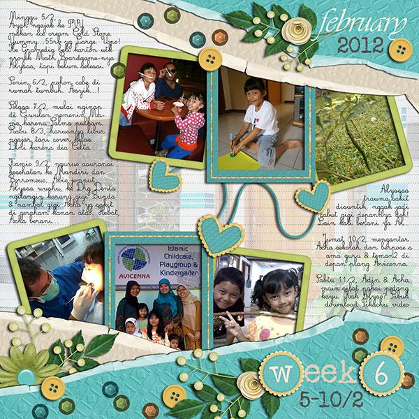 Nadia_Week 6 - February 2012