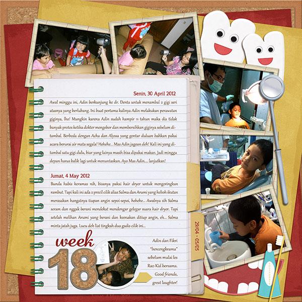 Nadia_Week 18 - Mayl 2012
