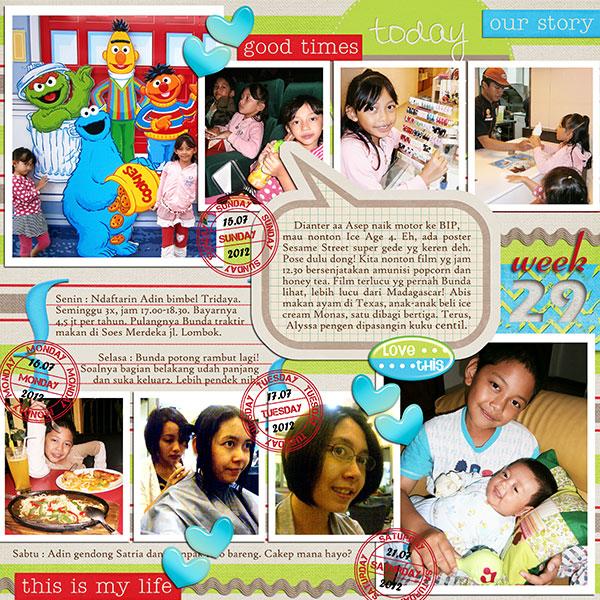 Nadia_Week 29 - July 2012