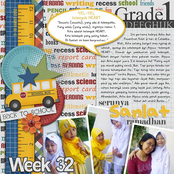 Nadia_Week 32 - August 2012