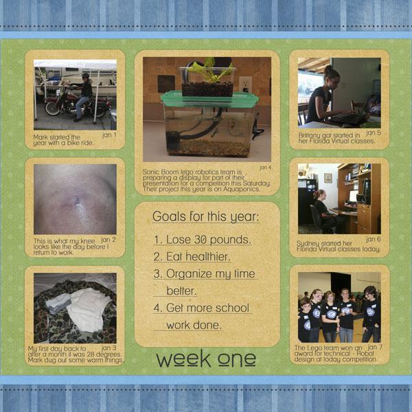2012 week 1 AW