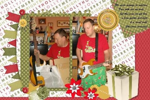 Daddy guitar