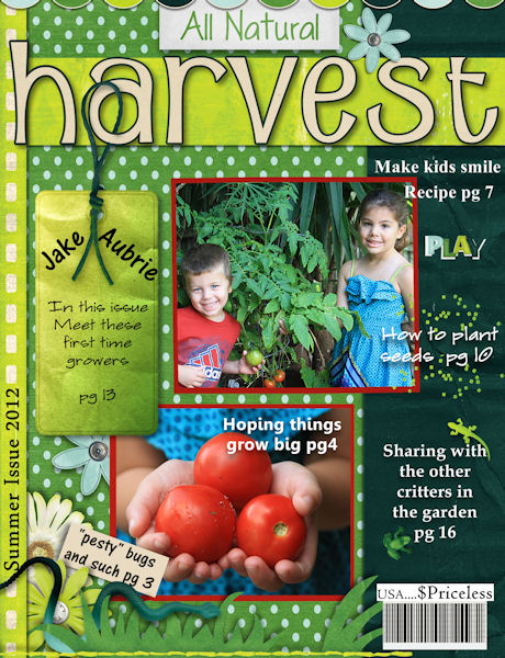 Natural Harvest Magazine