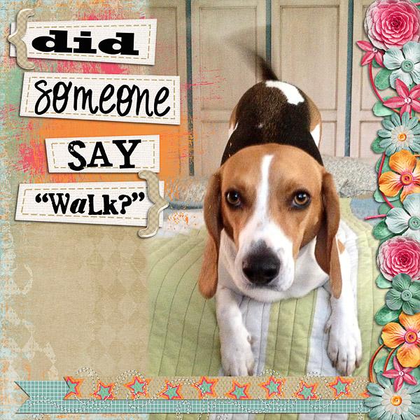 Walk?