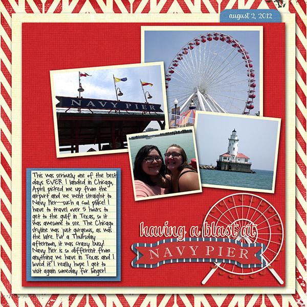 Navy Pier!
