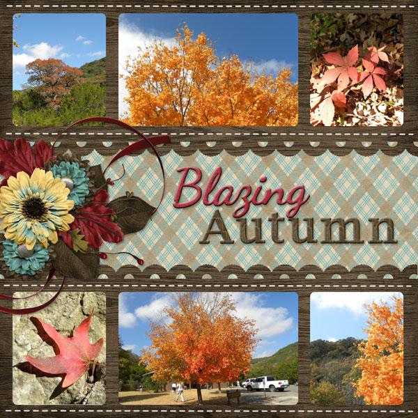 Blazing Autumn