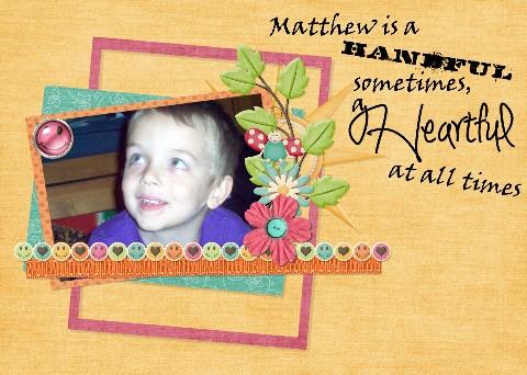 Matthew Handful
