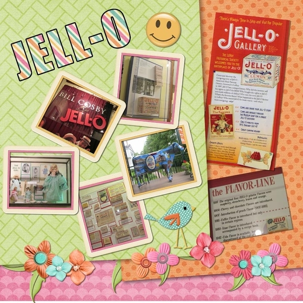 Jell-O Gallery Page 1