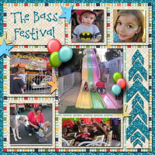 The Bass Festival 1