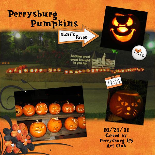 Perrysburg Pumpkins