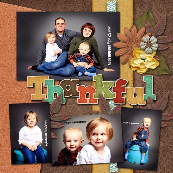Thankful 2012