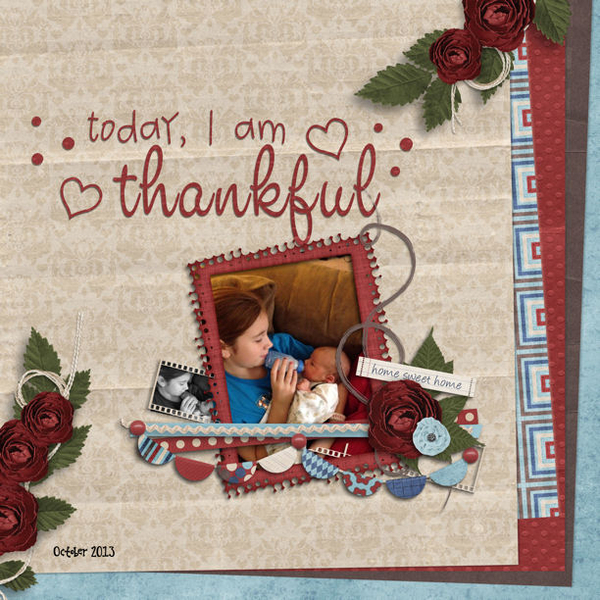 Thankful today