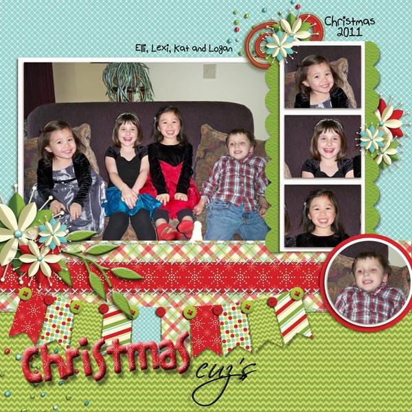 Christmas Cuz's - 2011