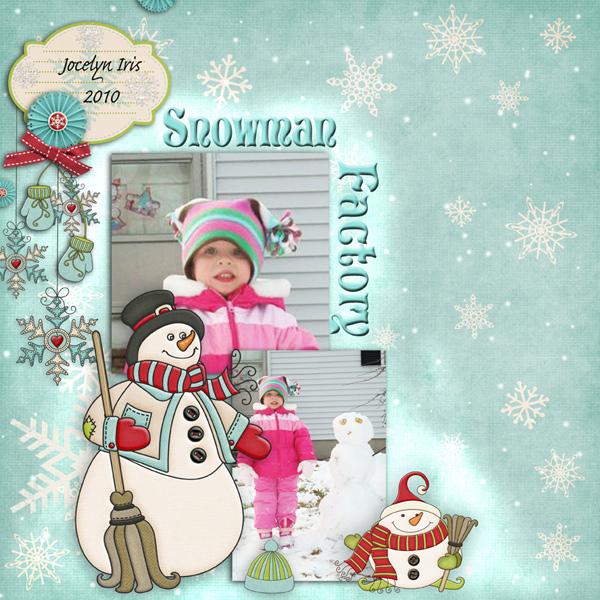 Snowman Factory