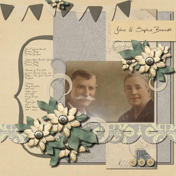 John & Sophie Brandt