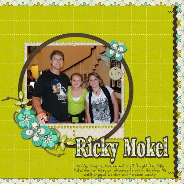 ricky mokel